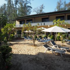 Отель Rimlay Bungalow пляж фото 2