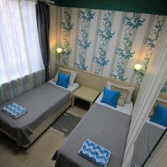 Мини-отель Кубань Восток Стандартный номер с двуспальной кроватью фото 11