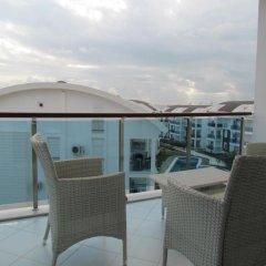 Side Aquamare Residence Турция, Сиде - отзывы, цены и фото номеров - забронировать отель Side Aquamare Residence онлайн балкон