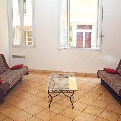 Апартаменты Mascoinat Apartment Ницца комната для гостей фото 3