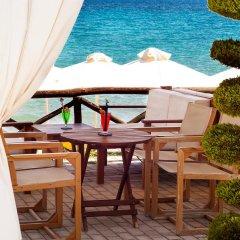 Paralio Hotel балкон