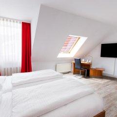 DORMERO Hotel Dresden Airport 4* Стандартный номер с различными типами кроватей фото 7