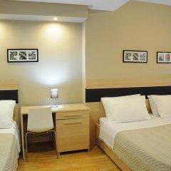 Hotel Oresti Center 3* Стандартный номер с различными типами кроватей фото 8