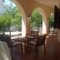Отель villa teocles Джардини Наксос питание фото 2