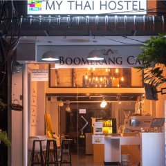 My Thai Hostel Стандартный номер фото 8
