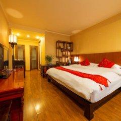 Zen Garden Hotel Lion Hill Yard комната для гостей фото 5