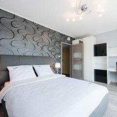 Отель EXCLUSIVE Aparthotel Улучшенные апартаменты с различными типами кроватей фото 25