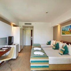 Sunis Evren Beach Resort Hotel & Spa комната для гостей фото 4