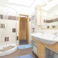 Апартаменты King Wenceslas Apartments Прага ванная фото 2