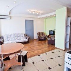 Гостиница Эдем Взлетка Улучшенные апартаменты разные типы кроватей фото 34