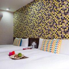 ECFA Hotel Ximen 2* Стандартный номер с различными типами кроватей фото 23