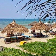 Отель Binh Yen Homestay (Peace Homestay) пляж фото 2