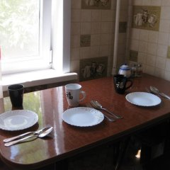 Апартаменты Apartment at Ulitsa Tatischeva ванная