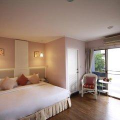 Hotel Alley 3* Улучшенный номер с двуспальной кроватью фото 16