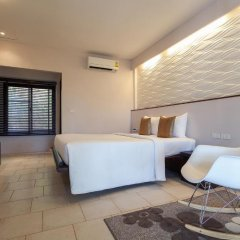 Отель Sarikantang Resort And Spa 3* Стандартный номер с различными типами кроватей фото 21