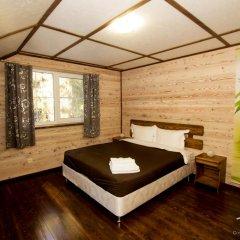 Гостиница Country Club Edem Коттедж с разными типами кроватей фото 8