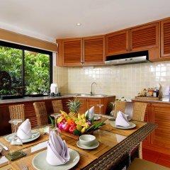 Отель Mangosteen Ayurveda & Wellness Resort 4* Семейный люкс с двуспальной кроватью фото 5