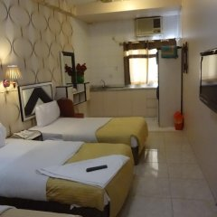 Al Kawakeb Hotel комната для гостей фото 9