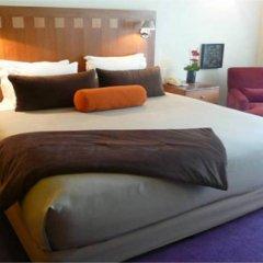Отель Camino Real Polanco Mexico 4* Номер Делюкс с разными типами кроватей