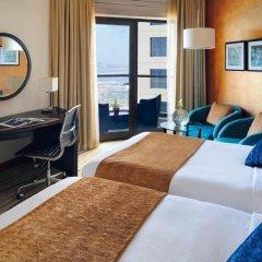 Movenpick Hotel Jumeirah Beach 5* Улучшенный номер с различными типами кроватей фото 6