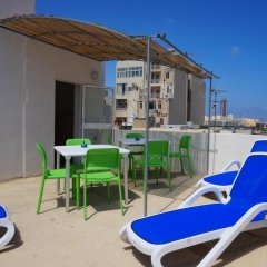Отель Hostel 94 Мальта, Слима - отзывы, цены и фото номеров - забронировать отель Hostel 94 онлайн балкон