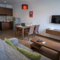 Апартаменты Song Hung Apartments Улучшенные апартаменты с различными типами кроватей фото 6