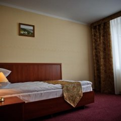 Mir Hotel In Rovno 3* Улучшенный номер с различными типами кроватей фото 3