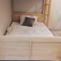 Отель The Highland House 2* Кровать в мужском общем номере с двухъярусной кроватью фото 3