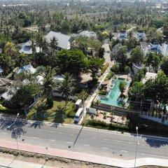 Отель Pranaluxe Pool Villa Holiday Home 3* Вилла с различными типами кроватей фото 14