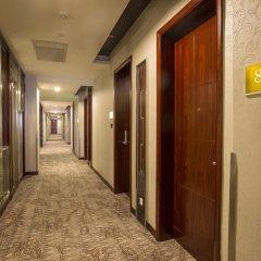 Отель Hangzhou Hua Chen International 4* Представительский номер с различными типами кроватей фото 4