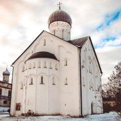 Гостевой дом Берёза Великий Новгород развлечения