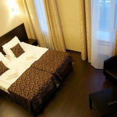 Гостевой дом на Московском Улучшенный номер с различными типами кроватей фото 16