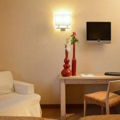Отель Best Western Rome Airport 4* Стандартный номер с различными типами кроватей фото 6