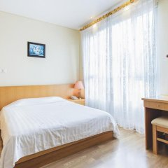 Апартаменты The Lancaster Saigon Service Apartment комната для гостей фото 5