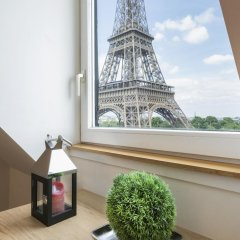 Отель Résidence Charles Floquet 2* Апартаменты с различными типами кроватей фото 7