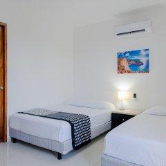 Отель Las Perlas CondoHotel Стандартный номер с различными типами кроватей фото 2