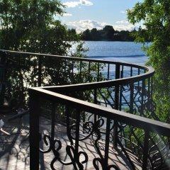 Гостиница Любовь балкон