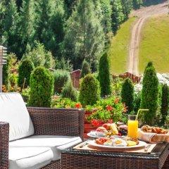Отель Yastrebets Wellness & Spa Болгария, Боровец - отзывы, цены и фото номеров - забронировать отель Yastrebets Wellness & Spa онлайн балкон