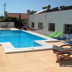Отель Relax in Luxury Paradise Villa - Ericeira бассейн