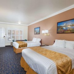 Отель Days Inn And Suites South Gate 2* Стандартный номер