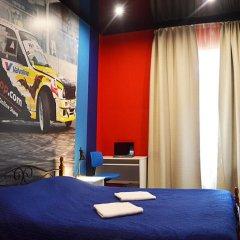 Hostel Racing Paradise Стандартный номер с различными типами кроватей фото 10