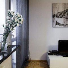 Отель PiotrApartments II Польша, Варшава - отзывы, цены и фото номеров - забронировать отель PiotrApartments II онлайн комната для гостей фото 3