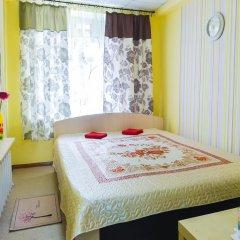 Хостел Панда Номер Эконом с двуспальной кроватью (общая ванная комната) фото 2