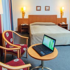 Гостиница Октябрьская 4* Номер Комфорт с различными типами кроватей фото 11