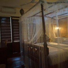 Отель Thaproban Beach House 3* Номер Делюкс с двуспальной кроватью фото 2