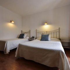 Hotel Capri 3* Стандартный номер с различными типами кроватей