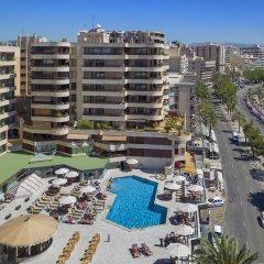 Отель Meliá Palma Marina 4* Стандартный номер с различными типами кроватей