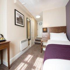 Отель Innkeeper's Lodge Brighton, Patcham Великобритания, Брайтон - отзывы, цены и фото номеров - забронировать отель Innkeeper's Lodge Brighton, Patcham онлайн комната для гостей фото 16