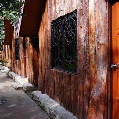Отель Khun Mai Baan Suan Resort 2* Бунгало с различными типами кроватей фото 9