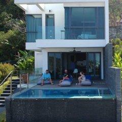 Отель Baan Saint Tropez Villas Kata Beach питание фото 2
